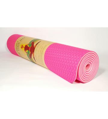 Colchoneta para yoga