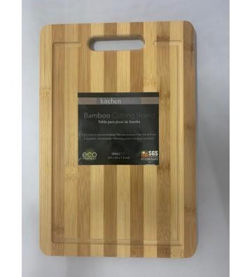 Tabla de picar de Bambú