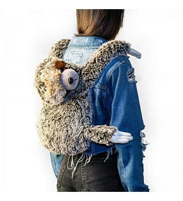 Bolso con diseño de oso...