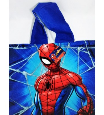 Salida de baño Spider-man