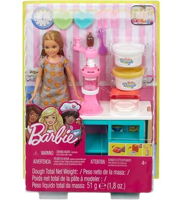 Barbie Stacie y su juego de...
