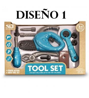Set de herramientas de juguete