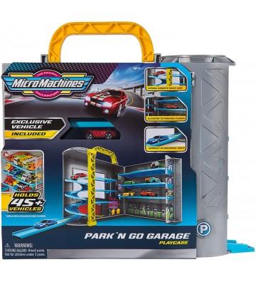 Garaje de autos MicroMachines