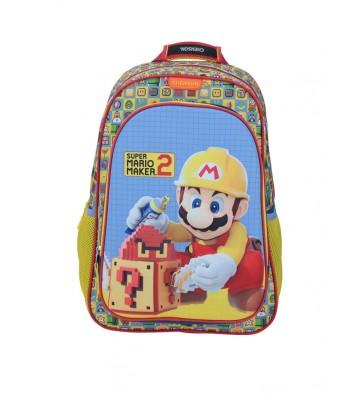 Mochila Super Mario Maker...
