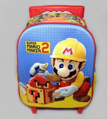 Mochila pequeña Super Mario...