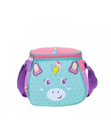 Lonchera Happy Girl unicornio