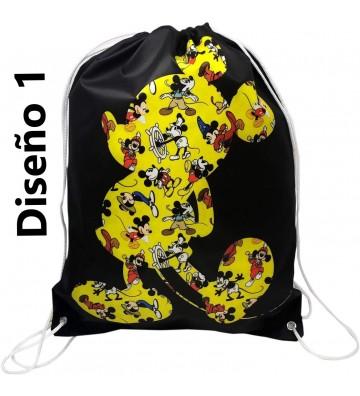 Bolso de espalda de Mickey...