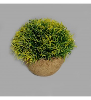 Planta artificial pequeña...