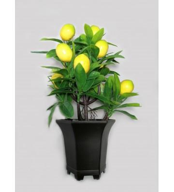 Planta artificial de limón...