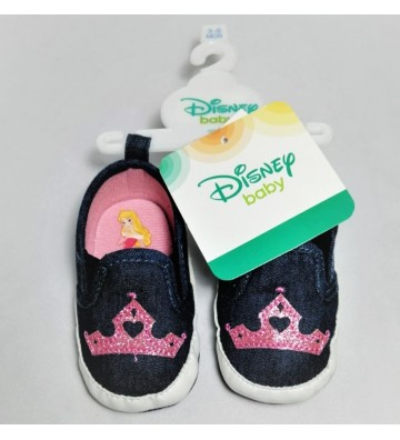 Zapato de princesa para bebé
