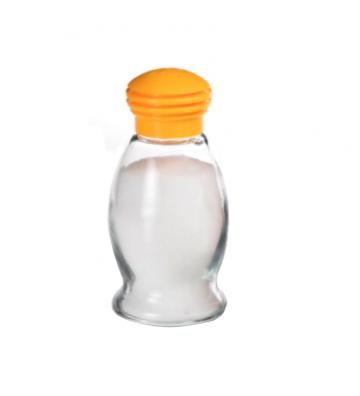 Condimentero de vidrio