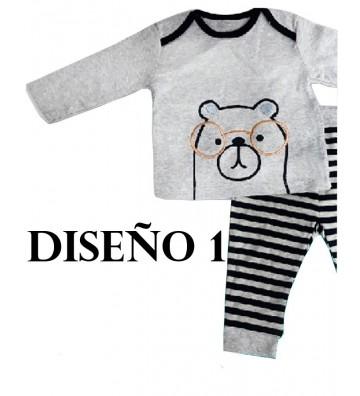 Pijama Kobytin oso con...