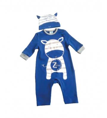 Pijama Kobytin azul de...