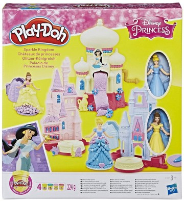 Plasticina Play-Doh Reino...