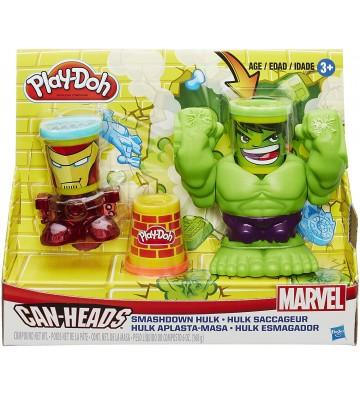 Plasticina Play-Doh Hulk...