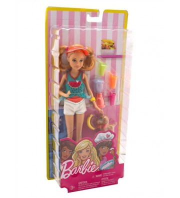 Barbie batidos con perrito
