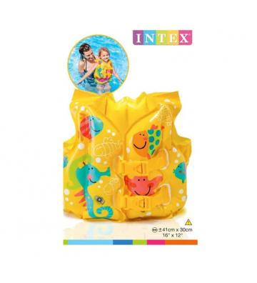 Chaleco de natación Intex
