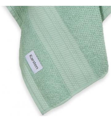 Toalla corporal verde agua...