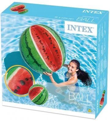 Bola inflable de sandía Intex