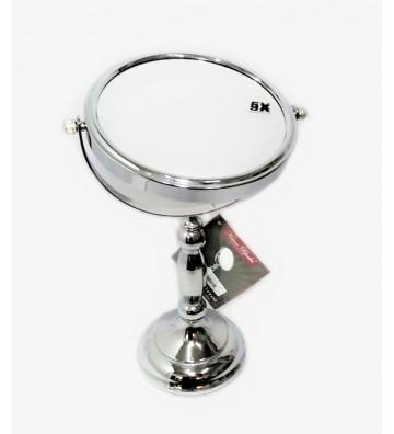 Espejo de mesa alto de dos...