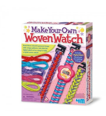 Diseña tu propio reloj