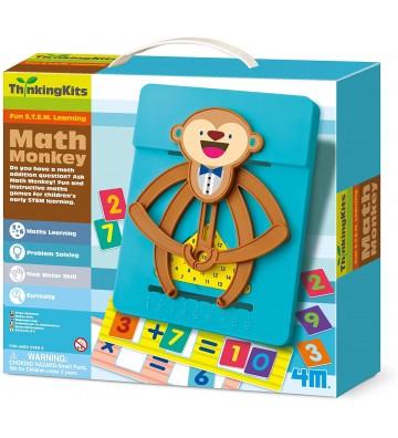 Juego mono matemático