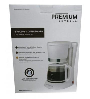 Coffee maker 8-10 tazas...