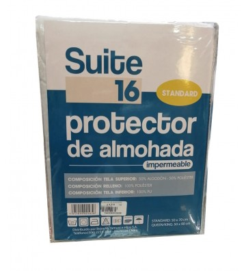 Protector de almohada...